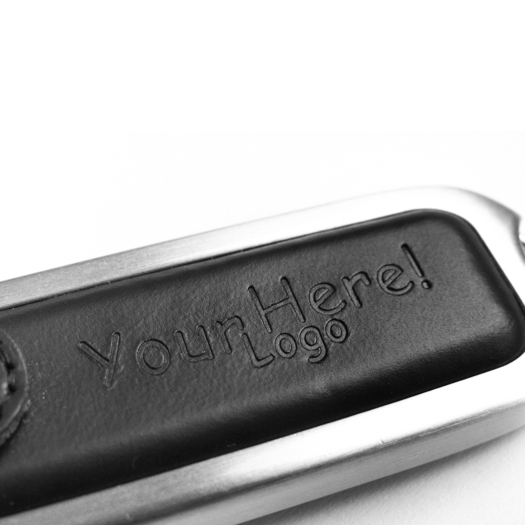 Heat stamping USB flash drives - 1