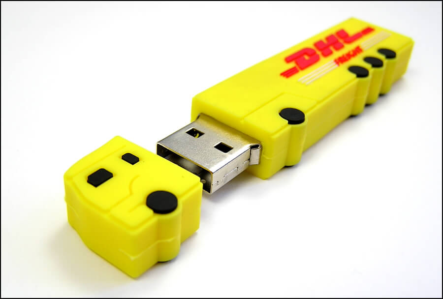 Create USB flash drive