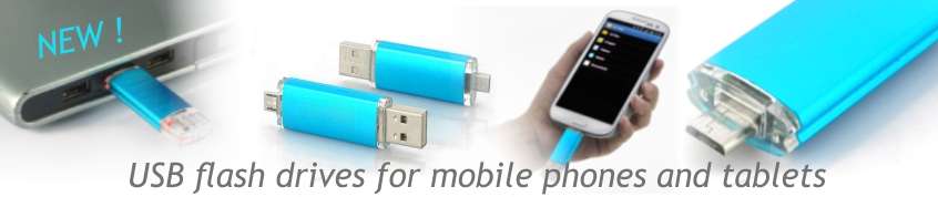USB for mobile phones and tablets