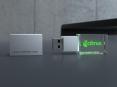 3D Crystal USB flash drive - thumbnail - 3