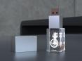 3D Crystal USB flash drive - 20