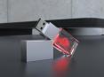 3D Crystal USB flash drive - 22